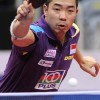 Table Tennis Pro Agency signs with Zhan Jian