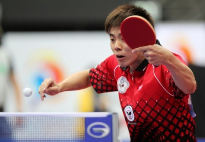 ITTF World Tour - China Open: Chen Chien-An captures the title