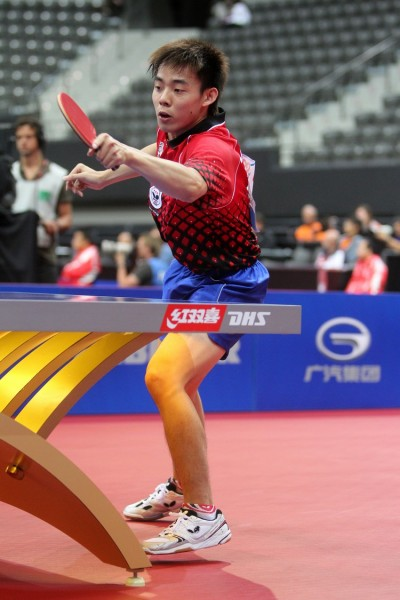 ITTF World Tour, China Open: Chen Chien-An is the U21 Champion