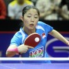 Yu Mengyu - Women´s World Cup (21-23 September 2012, Huangshi)