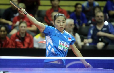 2012 SEA Games: Yu Mengyu crowned champion in the South East Asia